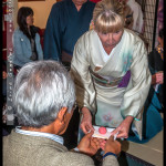Winter Tea Gathering, Chakai, Japanese Tea Ceremony, RBG, 2016, Sydney, Australia