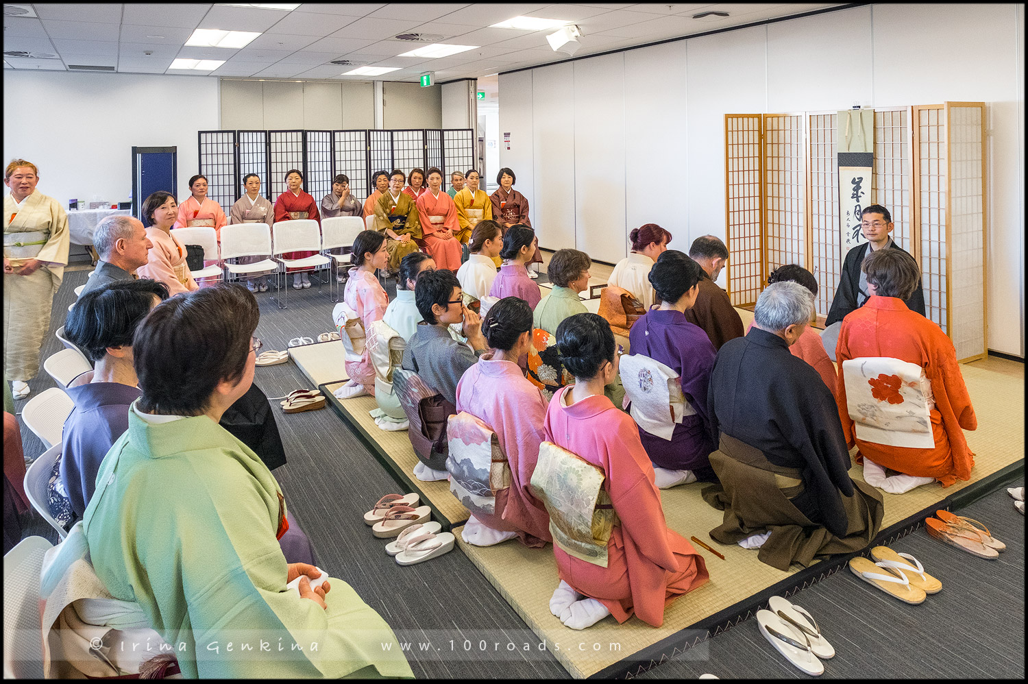 On 6th and 7th of July 2018, we had Gyotei-sensei Seminar in Sydney